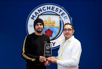 DZfoot Award 2019 : La remise à Riyad Mahrez - Teaser