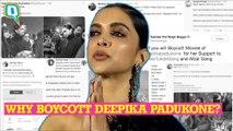 Troll, Mol Ke Bol: Boycott Deepika Padukone... But, Why?
