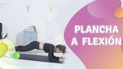 Plancha a flexión - Mejor con salud