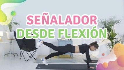 Señalador desde flexión - Mejor con salud