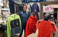Soldes d'hiver : les magasins de sport face à l'absence de neige