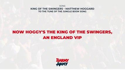 King of the Swingers - Matthew Hoggard