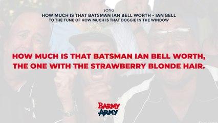 How much is that batsman Ian Bell worth - Ian  Bell