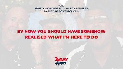 Monty Wonderball - Monty Panesar