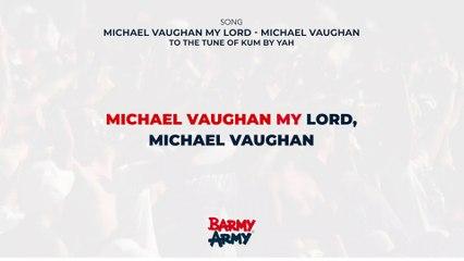 Michael Vaughan My Lord - Michael Vaughan