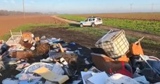 Dans l'Oise, un maire renvoie 10 tonnes de déchets laissées dans la nature à son propriétaire