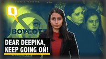No Need to Fear the Troll Army for JNU Visit, Deepika Padukone