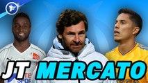 Journal du Mercato : l'OM doit gérer plusieurs dossiers chauds