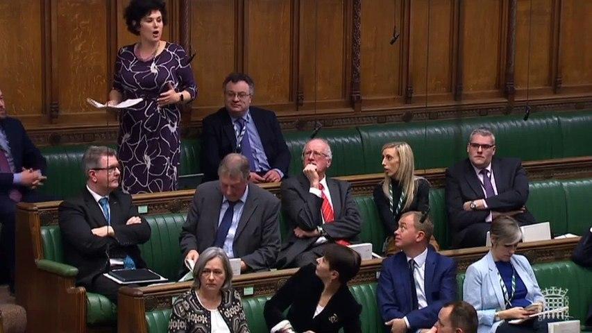 NI MPs debate amendment designed to protect NI business interests in a post-Brexit UK