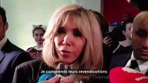 """""""Avec la fondation, on va se battre avec eux"""" : Brigitte Macron lance l'opération Pièces jaunes """"pour aider l'hôpital"""""""