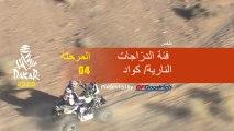 داكار 2020 - المرحلة 4 (Neom / Al Ula) - ملخص فئة الدرّاجات النارية/ كواد