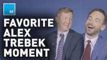 'Jeopardy!' legends talk about the time Alex Trebek hosted pantsless