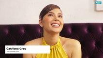 Catriona Gray on collaborating music with Lea Salonga