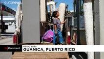 وقوع زمینلرزه بیسابقه در پورتوریکو