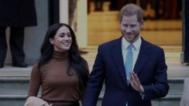 The Palace Gave a Rare Statement About Meghan Markle and Prince Harry Moving to Canada