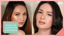 How to Look Youthful with Little Makeup