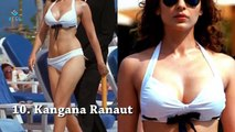 Top 20 Beautiful Bollywood Actresses in Bikini Avatars -- Latest Bollywood News and Gossips