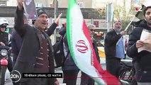 Iran : des cibles américaines visées en Irak