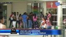 Tres mujeres fueron baleadas en plena celebración de cumpleaños en Guayaquil