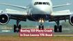 The Iran Boeing 737 Plane Crash