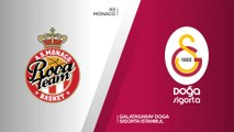 AS Monaco - Galatasaray Doga Sigorta Istanbul Highlights | 7DAYS EuroCup, T16 Round 1