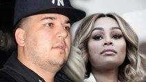Rob Kardashian Fighting Blac Chyna For Primary Custody Of Dream Kardashian