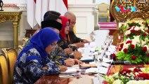 Jokowi Panggil Anies dan Sejumlah Kepala Daerah ke Istana