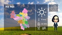 09/01/2020 Vietnam weather forecast