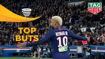 Top buts 1/4 de finale - Coupe de la Ligue BKT / 2019-20