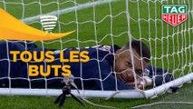 Tous les buts de la 1/4 de finale - Coupe de la Ligue BKT / 2019-20