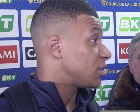 Quarts - Mbappé : ''Quand on voit Neymar qui tacle...''