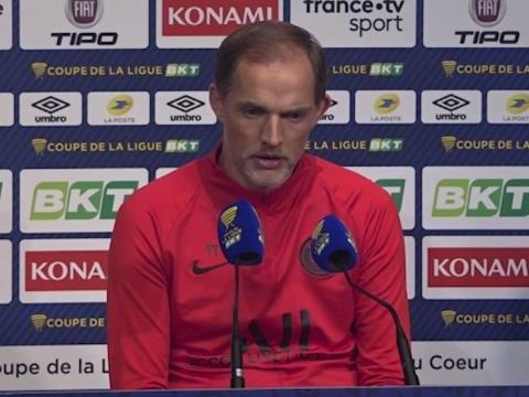 Quarts - Tuchel : ''Si on veut être dangereux dans les grands matches, on a besoin de cette intensité''