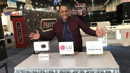CES 2020 Day 2 with Mario Armstrong