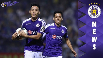 Highlights | Hà Nội 3-2 Quảng Nam | Ngược dòng kịch tính, Hà Nội chuẩn bị tốt trước Asia Challenge