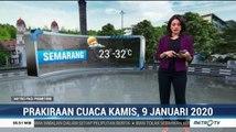 Prakiraan Cuaca, Kamis 9 Januari 2020