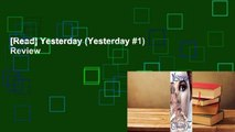 [Read] Yesterday (Yesterday #1)  Review