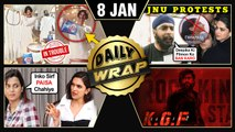 Rangoli SLAMS Deepika For JNU, Akshay Kumar BOYCOTT, KGF 2 New Look | Top 10 News