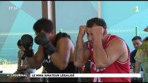 Des combats de MMA pourront être organisés en Polynésie