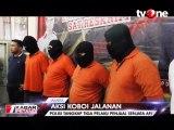 Polisi Tangkap Penjual Senjata Api Koboi Jalanan