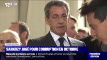 C'est une première dans l'Histoire de la Ve République, l'ancien président, Nicolas Sarkozy, sera jugé pour corruption en octobre