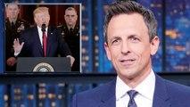 President Trump Responds to Iran's Retaliation