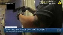 Tracking Phoenix police gunpoint incidents