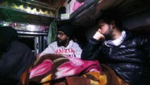 Kashmir: Two days on the train to use the internet