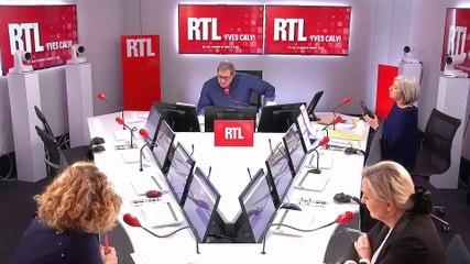 Marine Le Pen - RTL jeudi 9 janvier 2020