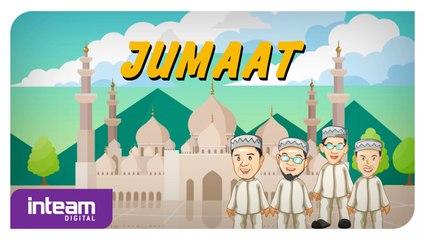Inteam - Jumaat (Official Music Video)