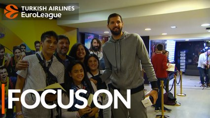 Nikola Mirotic: 'It's been a blessing'