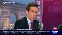 """Retraites: Jean-Baptiste Djebbari assure que """"tous les Franças intègrent le régime universel, y compris les pilotes"""""""