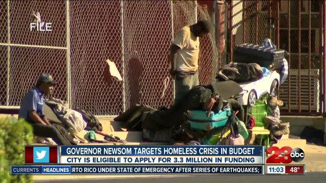 Bakersfield City Council applying for millions from state bill focusing on homelessness