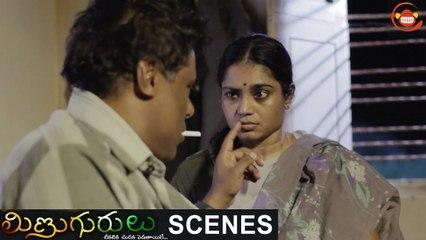 Raju escapes from the orphanage _ Minugurulu Telugu Movie _ Ashish, Suhasini