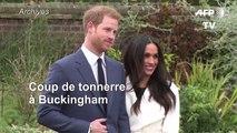 Harry et Meghan veulent s'éloigner de la monarchie, la reine très contrariée